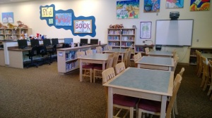 LibrarianArika's school library