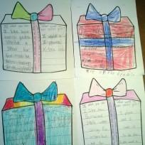 2nd grade student work