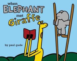when-elephant-met-giraffe