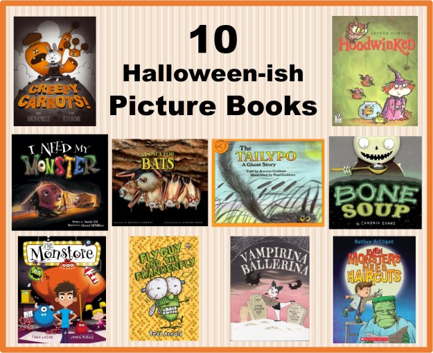 10-halloweenish-picture-books