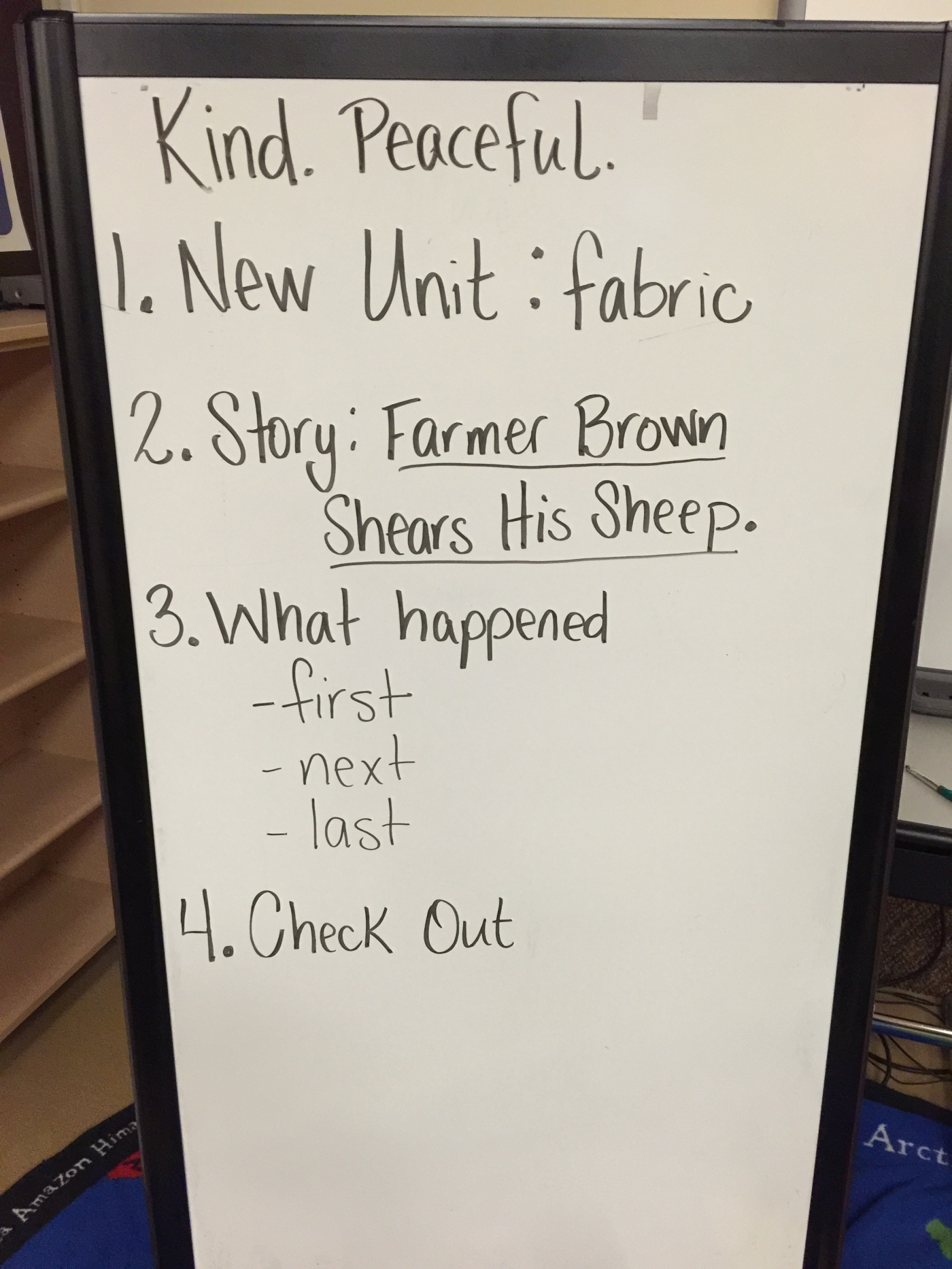 Library Lessons: Feb 2-6, 2015: Fabric, Persuasion, Cyberbullying