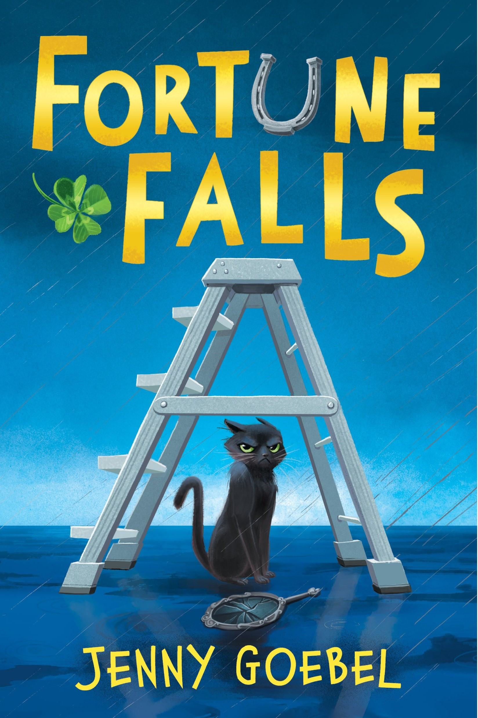 Book Cover Series January : Fortune falls goebel teaching in the elementary library