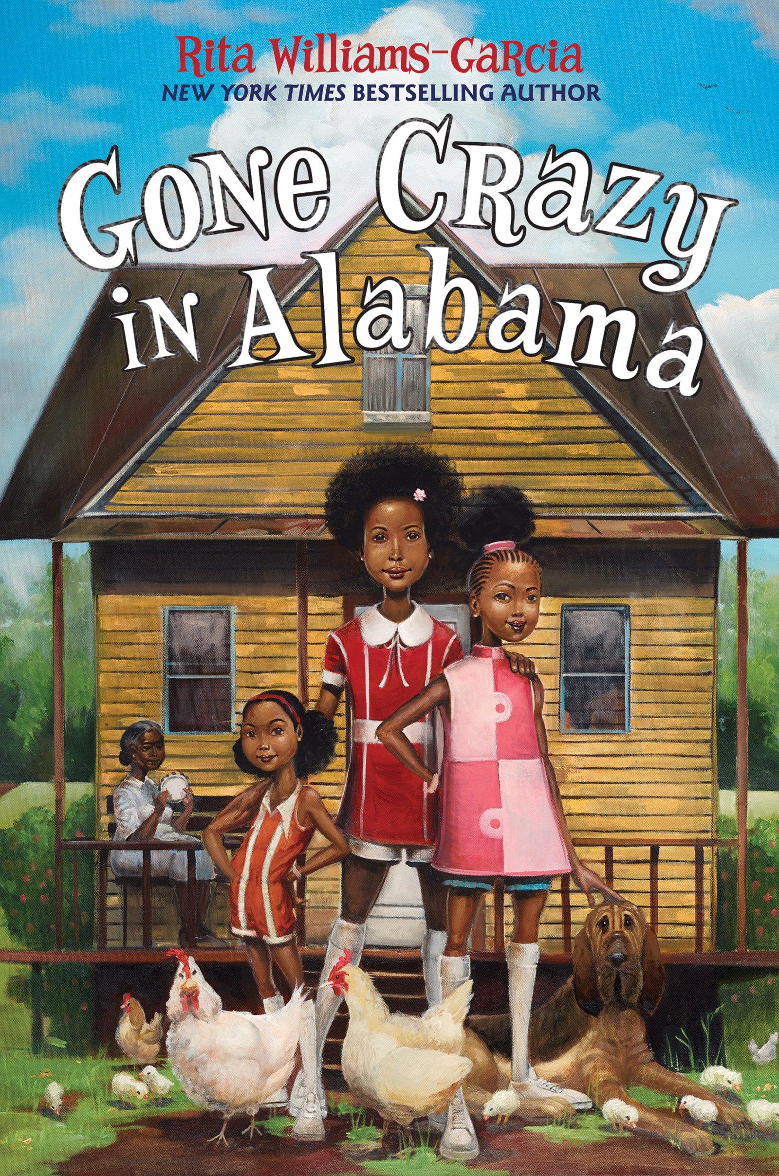 Garcia Winner Books Gone Crazy In Alabama