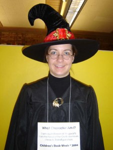 McGonagall in 2004